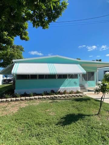903 S Ruby Drive, Key Largo, FL 33037 (MLS #595639) :: Brenda Donnelly Group