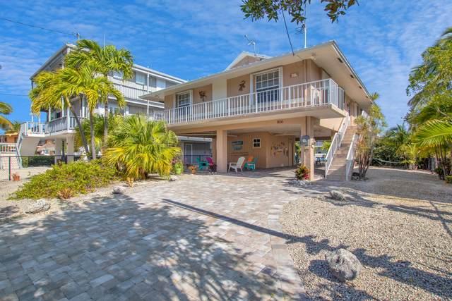 806 Blue Heron Lane, Key Largo, FL 33037 (MLS #595659) :: Coastal Collection Real Estate Inc.