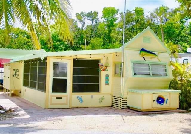 101551 Overseas Highway #43, Key Largo, FL 33037 (MLS #595667) :: Jimmy Lane Home Team