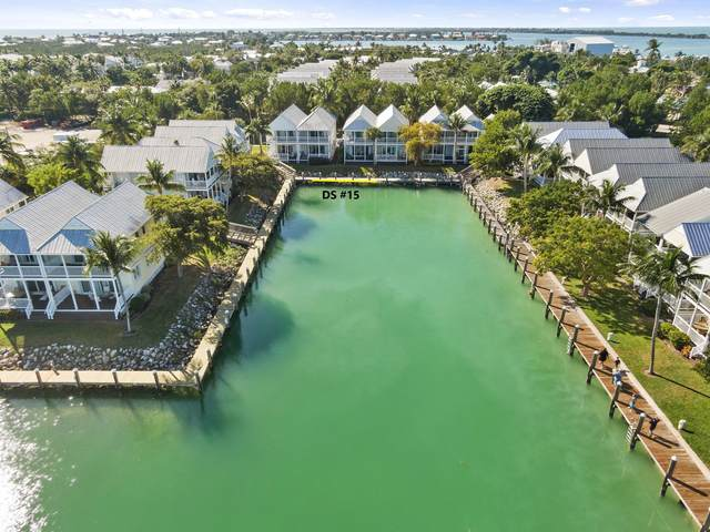 0 Dock Hawks Cay Boulevard #15, Duck Key, FL 33050 (MLS #595705) :: Infinity Realty, LLC