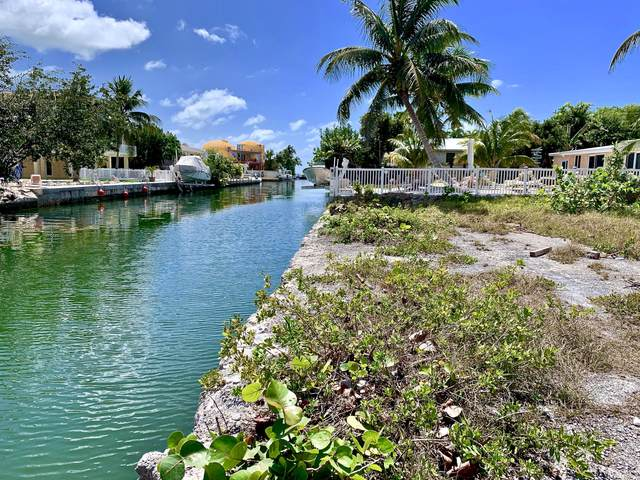 Lt 10 Sawyer Drive, Cudjoe Key, FL 33042 (MLS #595711) :: The Mullins Team