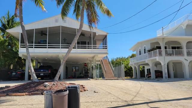 185 S Ocean Shores Drive, Key Largo, FL 33037 (MLS #595716) :: Keys Island Team