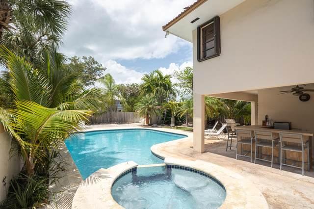 53 E Beach Road, Key Largo, FL 33070 (MLS #595794) :: Key West Luxury Real Estate Inc