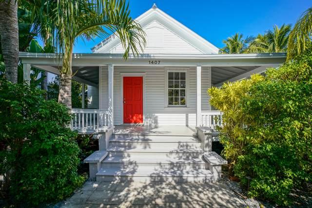 1407 Petronia Street, Key West, FL 33040 (MLS #595806) :: Key West Vacation Properties & Realty
