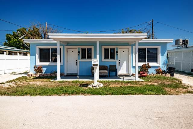 11176 4Th Avenue Ocean, Marathon, FL 33050 (MLS #595819) :: Coastal Collection Real Estate Inc.