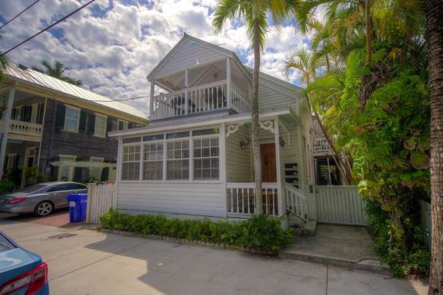 1110 Fleming Street #4, Key West, FL 33040 (MLS #595827) :: Key West Vacation Properties & Realty