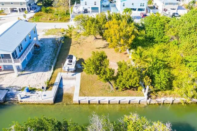 27398 Jamaica Lane, Ramrod Key, FL 33042 (MLS #595830) :: Key West Luxury Real Estate Inc