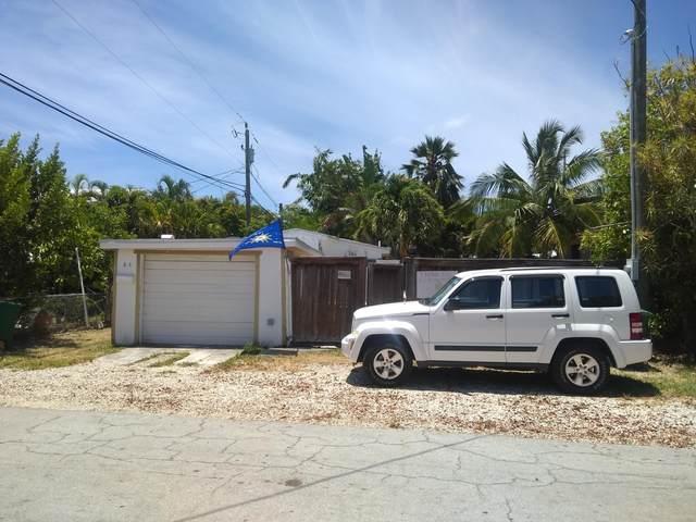 2330 Staples Avenue, Key West, FL 33040 (MLS #595874) :: Key West Luxury Real Estate Inc