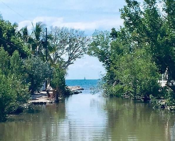 87900 Old Highway, Plantation Key, FL 33036 (MLS #595933) :: BHHS- Keys Real Estate