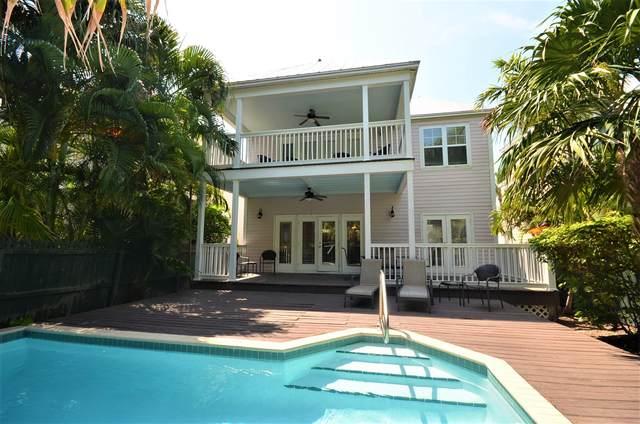 7209 Simran Lane, Duck Key, FL 33050 (MLS #595941) :: Coastal Collection Real Estate Inc.