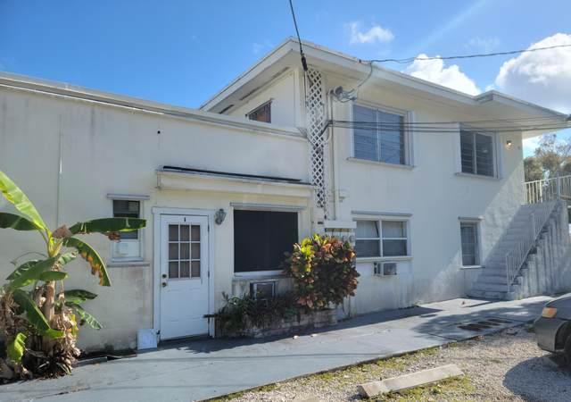 1 Bowen Drive, Key Largo, FL 33037 (MLS #595949) :: Infinity Realty, LLC