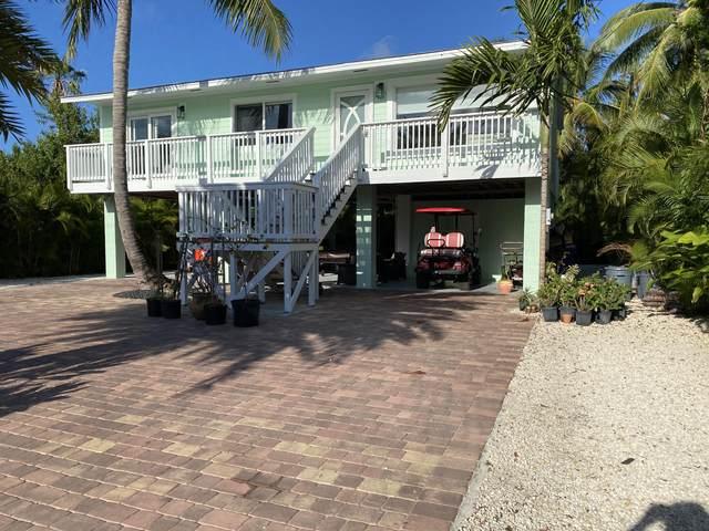 880 La Paloma Road, Key Largo, FL 33037 (MLS #595956) :: Expert Realty