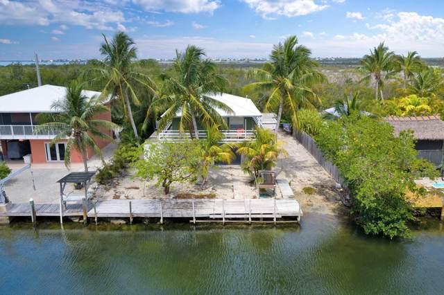 661 Pirates Road, Little Torch Key, FL 33042 (MLS #595958) :: Key West Luxury Real Estate Inc