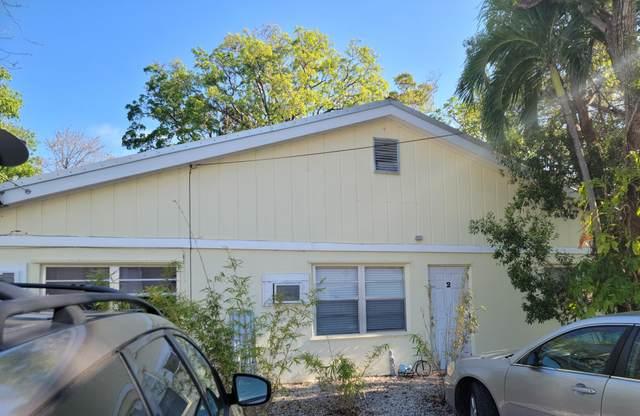 300 Grouper Trail, Key Largo, FL 33037 (MLS #595959) :: KeyIsle Group