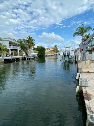 811 Bonito Lane Lane, Key Largo, FL 33037 (MLS #595975) :: Expert Realty