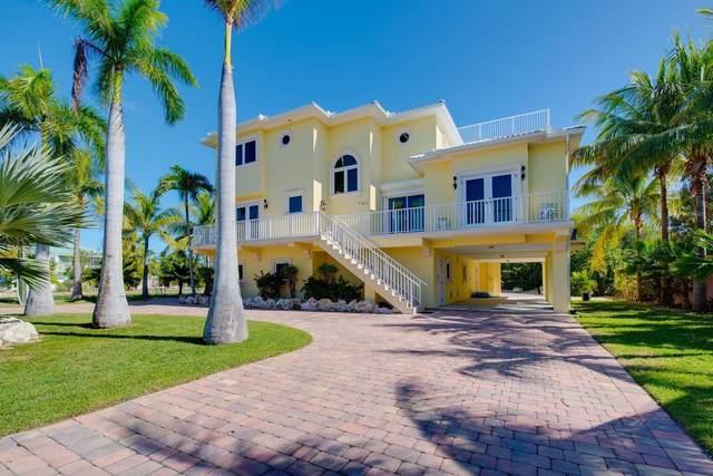 205 Stirrup Key Boulevard, Marathon, FL 33050 (MLS #595977) :: Jimmy Lane Home Team
