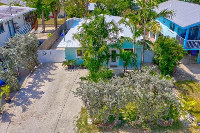 43 Jewfish Avenue, Key Largo, FL 33037 (MLS #595991) :: KeyIsle Group