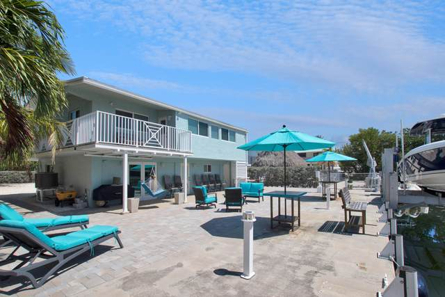 116 Old Fashion Road, Key Largo, FL 33070 (MLS #595997) :: KeyIsle Group