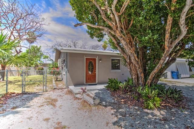 664 50Th Court, Marathon, FL 33050 (MLS #596049) :: Coastal Collection Real Estate Inc.