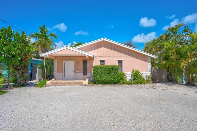 261 Jasmine Street, Plantation Key, FL 33070 (MLS #596067) :: Expert Realty