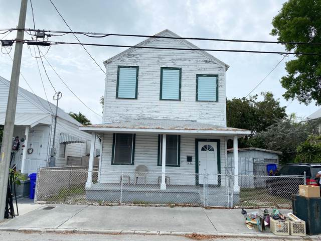 1310 Virginia Street, Key West, FL 33040 (MLS #596076) :: Key West Luxury Real Estate Inc