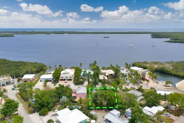 353 Sound Drive, Key Largo, FL 33037 (MLS #596079) :: Jimmy Lane Home Team