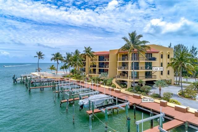 101 E Ocean Drive C201, Key Colony, FL 33051 (MLS #596082) :: Jimmy Lane Home Team