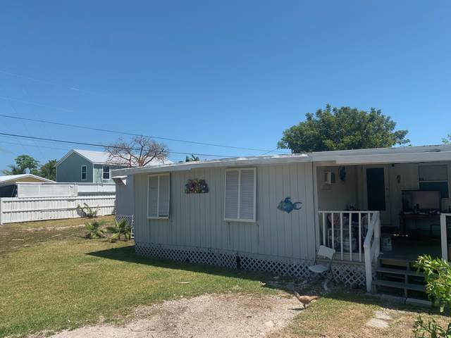 81 County Road, Big Pine Key, FL 33043 (MLS #596089) :: Coastal Collection Real Estate Inc.