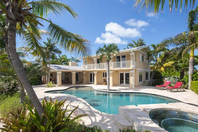 28 Aster Terrace, Key Haven, FL 33040 (MLS #596095) :: Key West Luxury Real Estate Inc