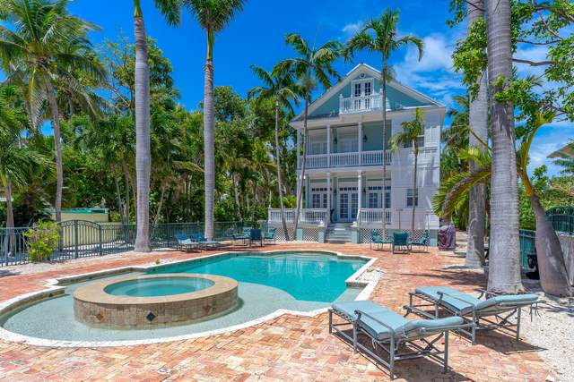 75761 Overseas Highway, Lower Matecumbe, FL 33036 (MLS #596108) :: The Mullins Team