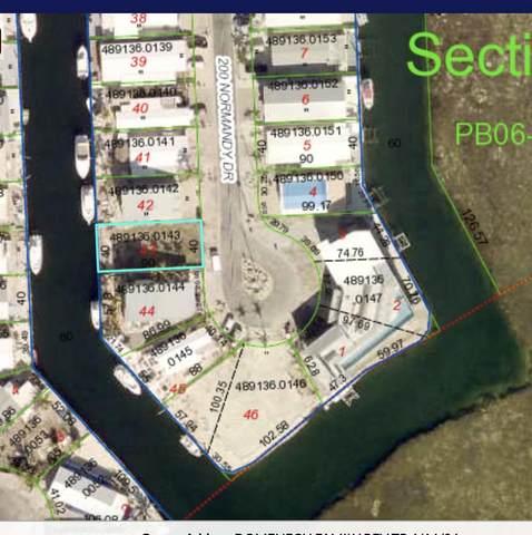 Normandy Drive, Key Largo, FL 33070 (MLS #596129) :: KeyIsle Group