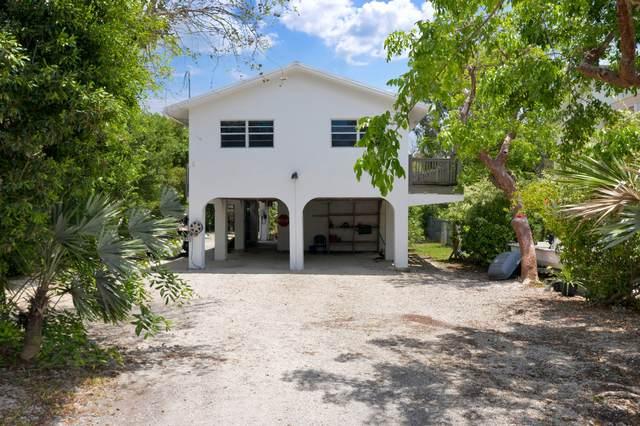 27058 Angelfish Road, Ramrod Key, FL 33042 (MLS #596153) :: KeyIsle Group