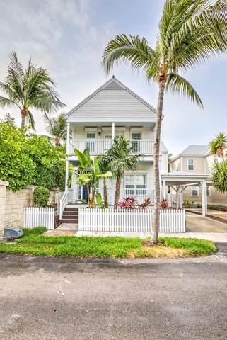 7202 Simran Lane, Duck Key, FL 33050 (MLS #596185) :: KeyIsle Group