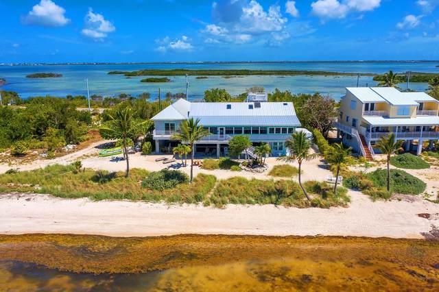 1997 Long Beach Drive, Big Pine Key, FL 33043 (MLS #596231) :: Key West Luxury Real Estate Inc