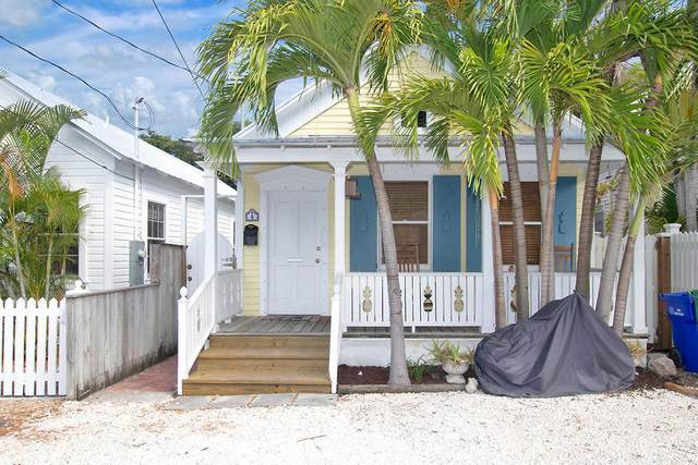 4 Aronovitz Lane, Key West, FL 33040 (MLS #596243) :: Expert Realty
