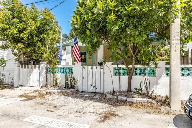 106-108 Geraldine Street, Key West, FL 33040 (MLS #596258) :: Key West Luxury Real Estate Inc