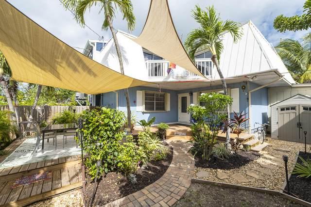 3319 Harriet Avenue, Key West, FL 33040 (MLS #596292) :: Jimmy Lane Home Team
