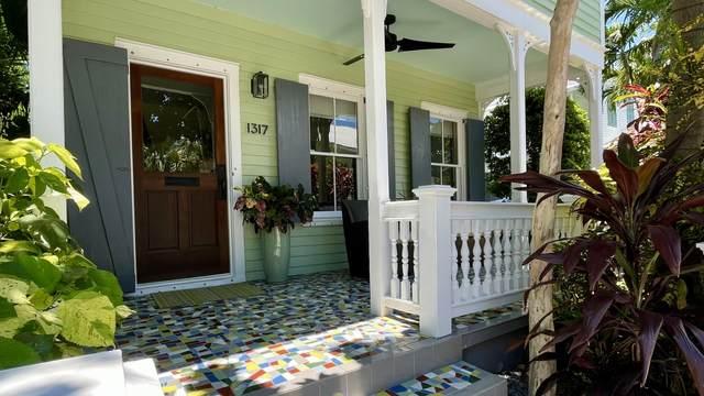 1317 Olivia Street, Key West, FL 33040 (MLS #596296) :: Key West Vacation Properties & Realty