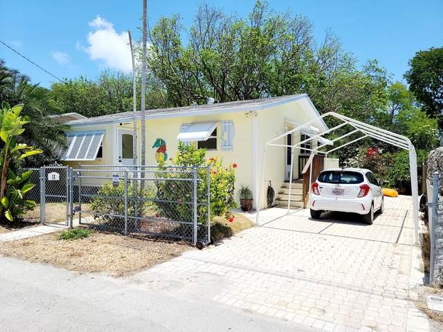 12 Silver Springs Drive, Key Largo, FL 33037 (MLS #596297) :: Key West Luxury Real Estate Inc
