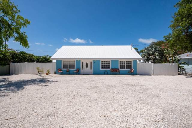 110 Plantation Shores Drive, Plantation Key, FL 33070 (MLS #596314) :: Keys Island Team