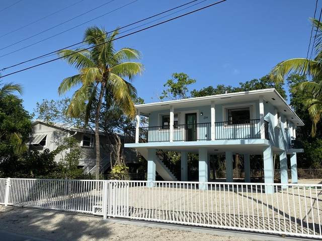 234 Hispanola Road, Key Largo, FL 33070 (MLS #596330) :: The Mullins Team
