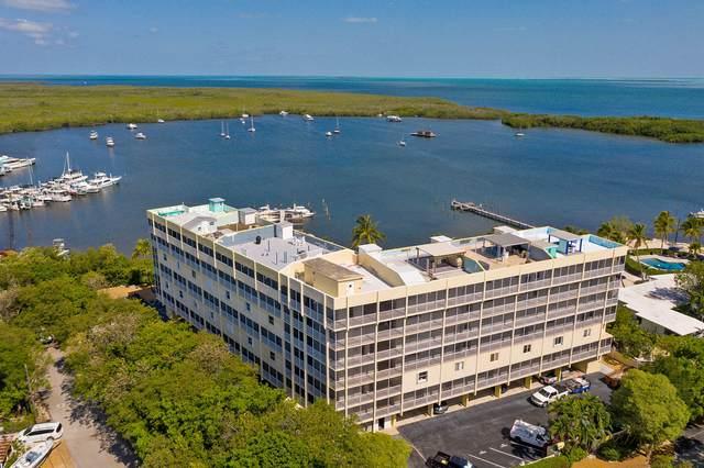 200 Harborview Drive #501, Key Largo, FL 33070 (MLS #596332) :: The Mullins Team