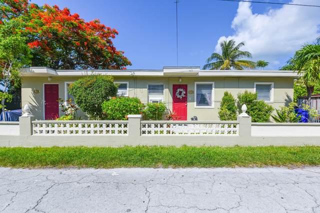 1634 Johnson Street, Key West, FL 33040 (MLS #596368) :: Jimmy Lane Home Team