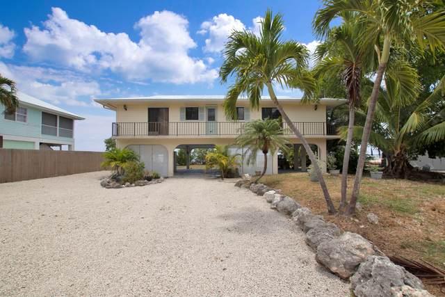 687 Pine Lane, Big Pine Key, FL 33043 (MLS #596397) :: The Mullins Team