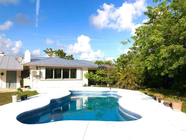 2816 Central Avenue, Big Pine Key, FL 33043 (MLS #596427) :: Keys Island Team