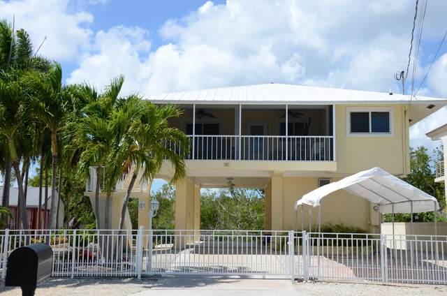 110 Ocean Shores Drive, Key Largo, FL 33037 (MLS #596428) :: KeyIsle Group