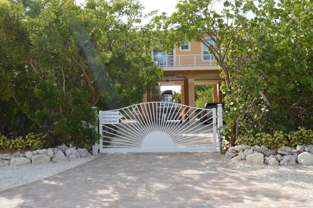 17057 W Bonita Lane, Sugarloaf Key, FL 33042 (MLS #596433) :: Coastal Collection Real Estate Inc.