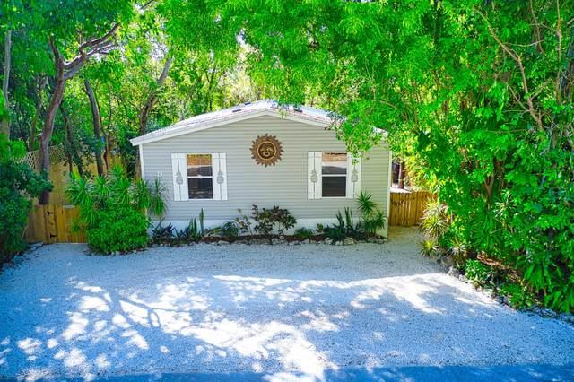 9 Norwood Avenue, Key Largo, FL 33037 (MLS #596446) :: Jimmy Lane Home Team