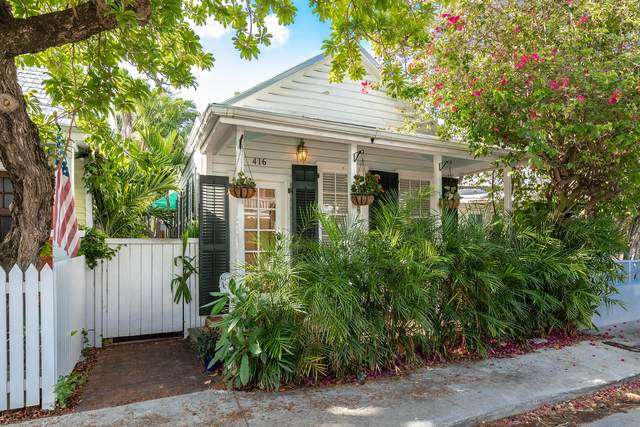 416 Amelia Street #1, Key West, FL 33040 (MLS #596447) :: Key West Luxury Real Estate Inc