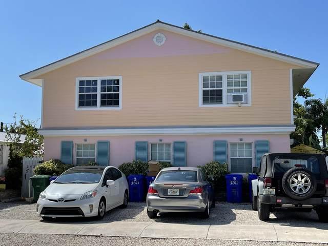 2521 Fogarty Avenue #3, Key West, FL 33040 (MLS #596448) :: Jimmy Lane Home Team